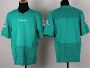 Mens Nfl Miami Dolphins (blank) Green (2013 New) Elite Jersey