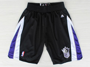 Nba Sacramento Kings Black Shorts