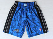 Nba Orlando Magic Blue Star Style Shorts (new Mesh Style)