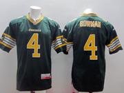 Mens Cfl Edmonton Eskimos #4 Bowman Green Jersey