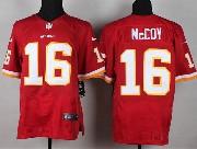 Mens Nfl Washington Redskins #16 Mccoy Red (2013 New) Elite Jersey