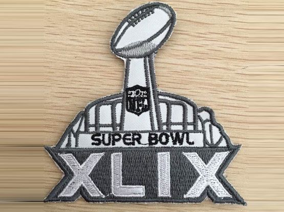 2015 Nfl Super Bowl Patch
