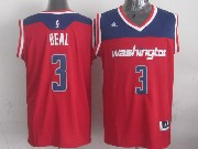 Mens Nba Washington Wizards #3 Beal Red 2014-15 New Swingman Alternate Jersey