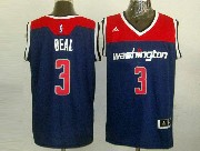 Mens Nba Washington Wizards #3 Beal Blue 2014-15 New Swingman Jersey