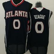Mens Nba Atlanta Hawks #0 Teague Black Jersey