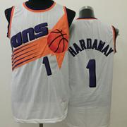 Mens Nba Phoenix Suns #1 Hardaway White Jersey