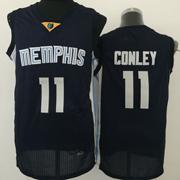 Mens Nba Memphis Grizzlies #11 Conley Black Jersey(m)