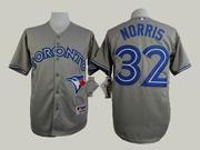 Mens Mlb Toronto Blue Jays #32 Norris Gray (2012) Jersey