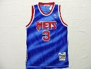 Mens Nba Brooklyn Nets #3 Petrovic (nets) Blue Mesh Jersey