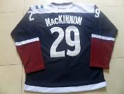 Mens Reebok Nhl Colorado Avalanche #29 Mackinnon Blue (2015) Jersey