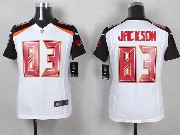 Youth Nfl Tampa Bay Buccaneers #83 Jackson White Game Jersey