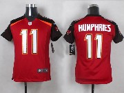 Youth Nfl Tampa Bay Buccaneers #11 Humphries Red Game Jersey