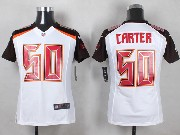 Youth Nfl Tampa Bay Buccaneers #50 Carter White Game Jersey