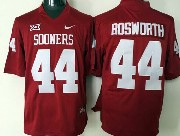 Mens Ncaa Nfl Oklahoma Sooners #44 Bosworth Red Jersey