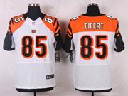 Mens Nfl Cincinnati Bengals #85 Eifert White Elite Jersey