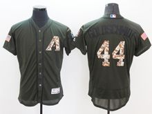 mens majestic arizona diamondbacks #44 paul goldschmidt green fashion 2016 memorial day Flex Base jersey