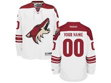 Reebok Nhl Arizona Coyotes (custom Made) White Jersey
