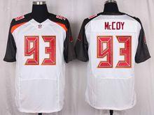 Mens Nfl Tampa Bay Buccaneers #93 Gerald Mccoy White Elite Jersey