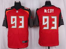 Mens Nfl Tampa Bay Buccaneers #93 Gerald Mccoy White Red Elite Jersey