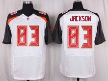 Mens Nfl Tampa Bay Buccaneers #83 Vincent Jackson White Elite Jersey