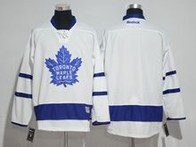 Mens Reebok Nhl Toronto Maple Leafs Blank White 2016 Jersey