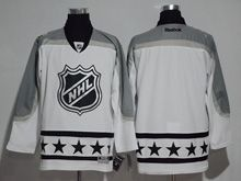 Mens Reebok St.louis Blues Blank White 2017 All Star Hockey Jersey