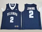 Mens Ncaa Nba Villanova Wildcats #2 Jenkins Navy Blue Jersey