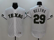 Mens Majestic Mlb Texas Rangers #29 Adrian Beltre 2017 Memorial Day Flex Base Jersey