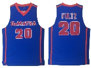 Mens Ncaa Nfl Dematha Catholic High School #20 Markelle Fultz Blue Jersey