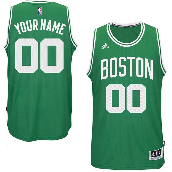 Mens Women Youth Nba Boston Celtics Boston Green Adidas Current Player Swingman Jersey