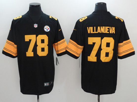 alejandro villanueva color rush jersey
