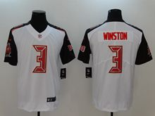 Mens Nfl Tampa Bay Buccaneers #3 Jameis Winston White Vapor Untouchable Limited Jersey