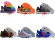 Mens Nike Zoom Kd10 Ep Basketball Shoes Many Clour