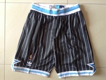 Mens Nba Orlando Magic Black Shorts