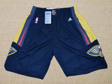 Mens Nba New Orleans Pelicans Blue Shorts