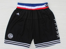 Mens Nba 2015 All Star Black Adidas Shorts