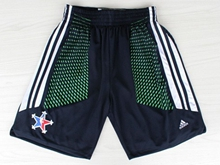 Mens Nba 2014 All Star Blue Shorts