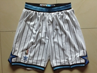 Mens Nba Orlando Magic White Shorts