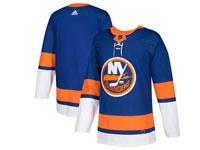Mens Nhl New York Islanders Blank Blue Home Adidas Jersey