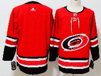 Mens Nhl Carolina Hurricanes Blank Red Home Adidas Jersey