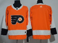 Mens Philadelphia Flyers Blank Orange Adidas Jersey