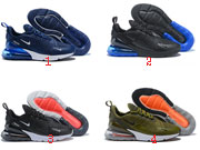 Mens Nike Air Max 270 Running Shoes Many Colours