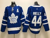 Mens Nhl Toronto Maple Leafs #44 Morgan Rielly Royal Blue Home Adidas Jersey