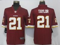 Mens Nfl Washington Redskins #21 Sean Taylor Red Vapor Untouchable Limited Player Jersey