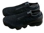 Mens Nike Air Vapormax Flyknit Running Shoes Black Colour