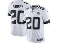 Mens 2018 New Nfl Jacksonville Jaguars #20 Jalen Ramsey White Vapor Untouchable Limited Jersey