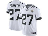 Mens 2018 New Nfl Jacksonville Jaguars #27 Leonard Fournette White Vapor Untouchable Limited Jersey