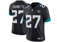Mens 2018 New Nfl Jacksonville Jaguars #27 Leonard Fournette Black Vapor Untouchable Limited Jersey