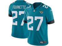 Mens 2018 New Nfl Jacksonville Jaguars #27 Leonard Fournette Green Vapor Untouchable Limited Jersey