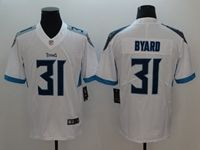 Mens New Nfl Tennessee Titans #31 Kevin Byard White 2018 Vapor Untouchable Limited Player Jersey